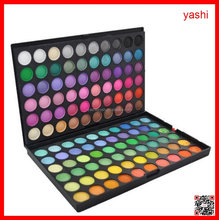 YASHI best 120 color eyeshadow palette blush and shade powder