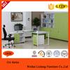 New Design l shape office furniture executive desks