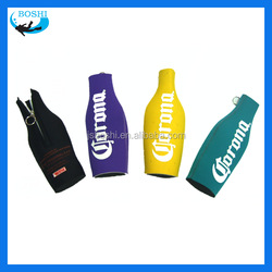 cheap high quality hot water neoprene beer bottle cover