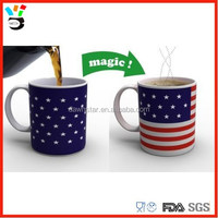 Great Father's Day Idea Awesome Heat Sensitive Color Changed Coffee Mug