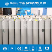 2015 Made in China GB5099 Newly designed 50L Argon Gas Cylinder