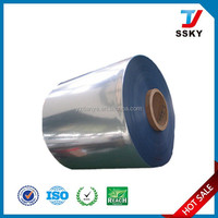 Plastic Transparent PVC Rigid Sheet 0.5mm Rigid Film Thermoforming Clear And Color