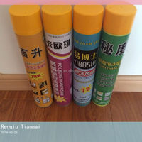construction and woodworking pu-foam sealant adhesive