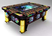 Frenzy arcade fishing kings of treasure video game machine