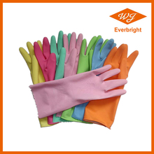 Gloves with Real Picture Rubber Glove, Household and Industrial Latex Glove
