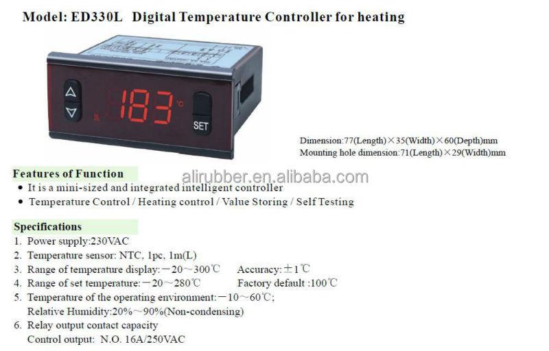 High accuracy Digital Thermostat