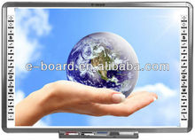 """Cheap China Smart Class IR Multitouch Interactive Whiteboard 82"""" With Smart Pen Tray"""