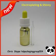 China nuevas botellas 1 oz hermosa impreso botellas decorativas para eliquid puntas de pipeta niño del casquillo seguro