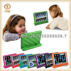 Back with the water cube design good quality case for ipad