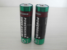 Industrial packing AA alkaline battery,LR6 battery