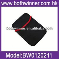 Soft Neoprene tablet case for pad computer BW029
