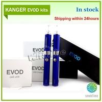 Hot Selling E-Cigarette kanger tech wholesale Kanger evod starter kit