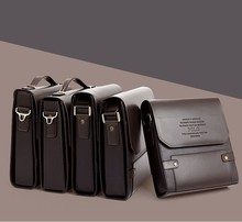 Hot sale business man handbag Polo business briefcase fashion shoulder bag cross body bag