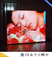 Video Play Advertising P6 Indoor Outdoor LED Display sign / hd p3 P5 P6 SMD video full color indoor sex videos led display