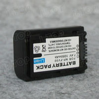 OEM Digital Camera Battery 1050mAh NP-FV50 for Sony Handycam HDR-SR11 HDR-XR550