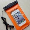 transparent cell phone neck hanging bag alibaba express plastic bag mobile phone waterproof bag