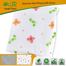 Popular exported hot popular baby muslin blanket