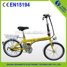 36v 250w brushless motor electric folding bike, electric bike conversion kit