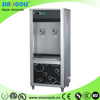 2014 Hot Sales Boiled Water Machine with 2 Stage Filter