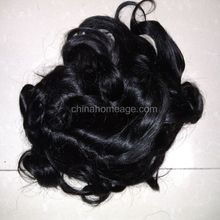 Homeage lace front human hair mens wigs for black man