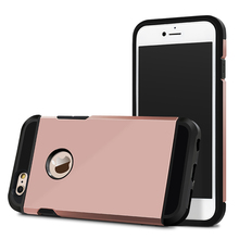 LZB mobile phone cover for iphone 6s slim armor case cover