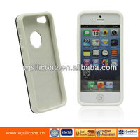 Fashion glossy phone case alunimum cover for iphone 5