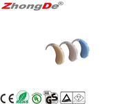 2015 good quality best selling digital programmable chargable mini hearing aid