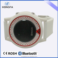 Easy to Redial last phone calls bluetooth watch for Chrismas