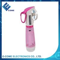 Mini Misting Water Fan Outdoor Cooling Portable Oscillating Spray fan