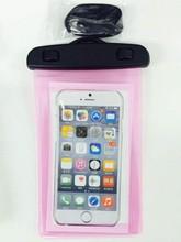 Underwater phone cover waterproof mp3/mp4 bag cell phone cover waterproof phone cover