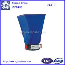 Airflow Capture Hood measuring instruments