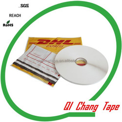 Rubber / Hot melt adhesive / rubber adhesive / permanent sealing tape