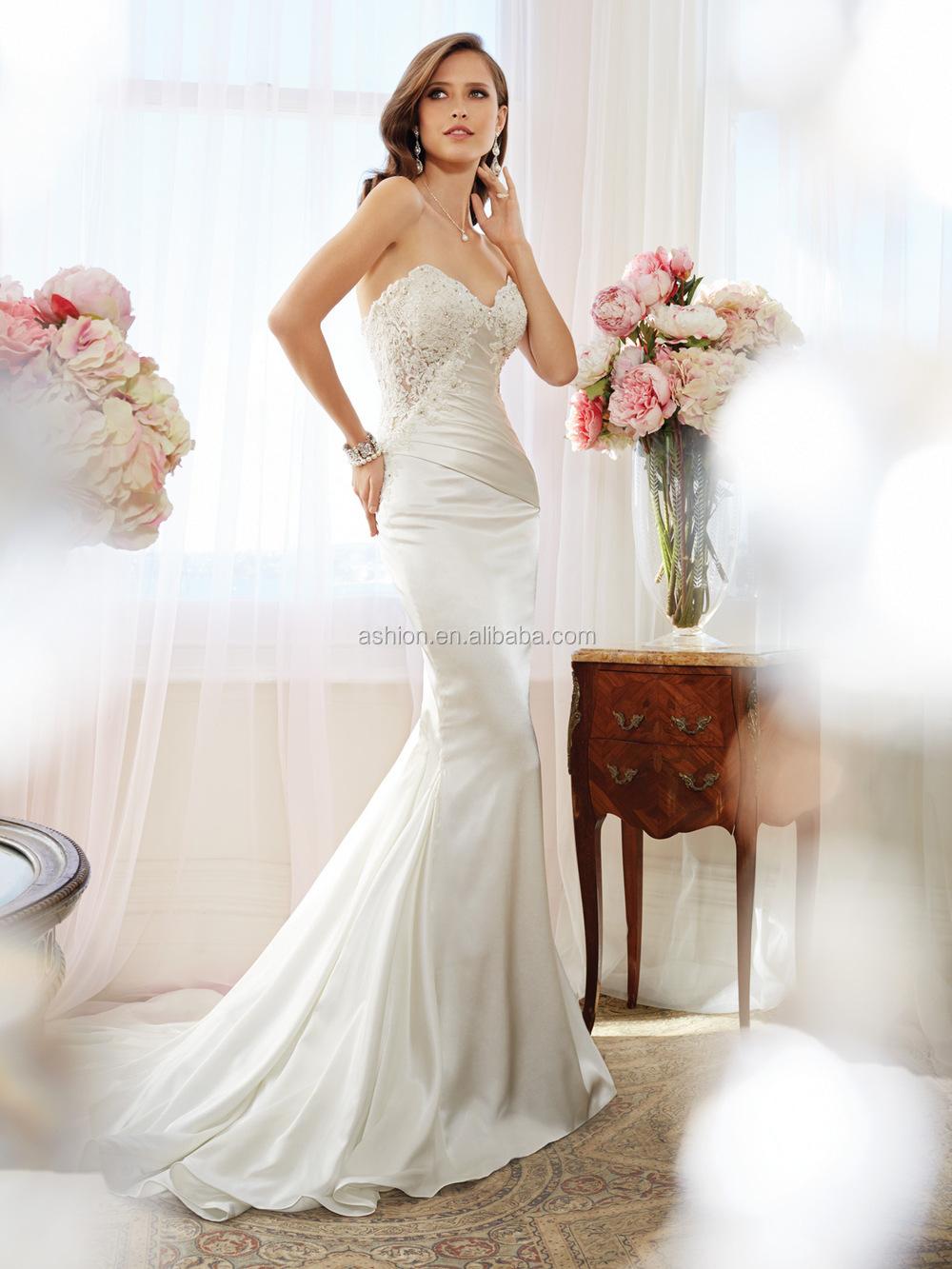Vestido de novia en Alemania