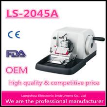 longshou LS-2045A semi automatic microtome tissue processor
