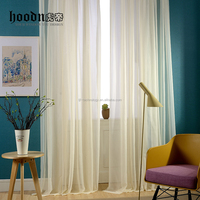 Hood Brand window curtain with 2.7M standard height
