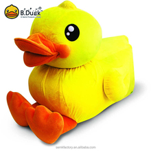 Duck shape Big household polyester stool chairs