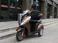 New developed three wheel electric mobility tricycle