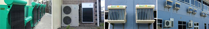 Hybrid Wall Mounted Solar Air Conditioner Price