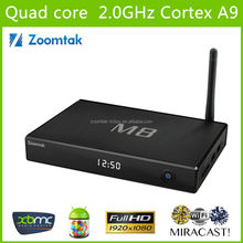 Digital tv converter set top box amlogic s802 digital tv converter set top box android m8 4k ott tv box