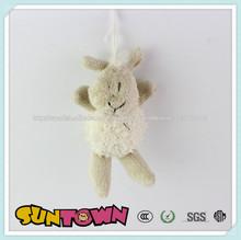 Juguetes de peluche personalizados, llavero de peluche, animal de la felpa juguetes