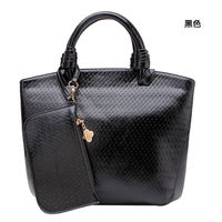 wholesale alibaba Retro style luxy black cotton candy bag with any color