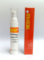 OEM Private Label MEDPRO Refine Brightening 2in1 facial eye cream