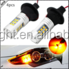 high power 7440 7443 T20 12V led rear bulb light for Car Front or Rear auto tuning