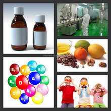 Expectorant Cough Syrup Herbal Source Contract Manufacturing