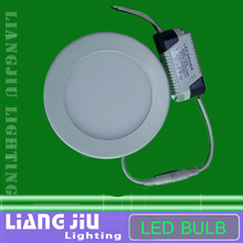 hotel furniture ip65 led shower lamp surface mounted Round waterproof led ceiling light