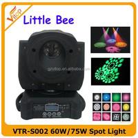 hot sell 60w spot moving head, led spot light for home, spot 60 watt led moving head