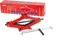 1Ton car scissor jack, hydraulic scissors jack