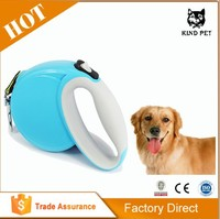 China Wholesale High Quality double retractable dog leash