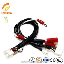 Wires and Cables Assembly Multi Port Cable Automotive Wire Harness
