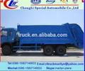 Caminhão de lixo compactado, resíduos alimentares caminhãodelixo, compact caminhões de lixo